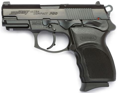Bersa Ultra Compact Pro 9mm