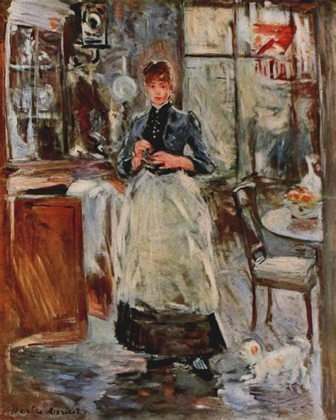 Berthe Morisot In The Dining Room Iphone Wallpapers Free Beautiful  HD Wallpapers, Images Over 1000+ [getprihce.gq]