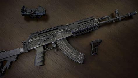 Beryl M762 Assault Rifle Pubg