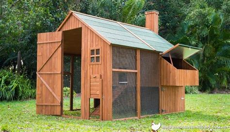 best design for chicken house