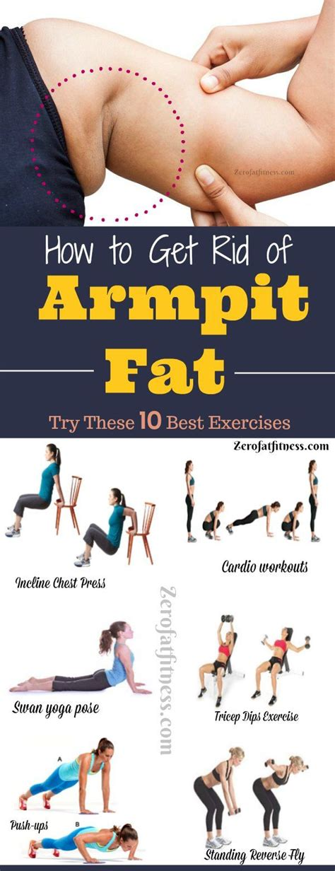best exercise for underarm fat