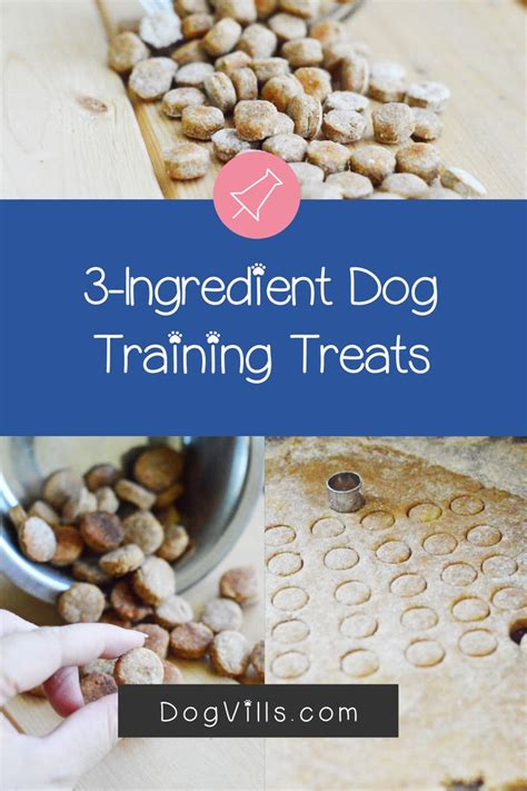 best food treats for training dogs