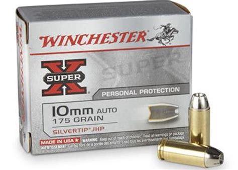 Best 10mm Self Defense Bullet