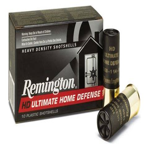 Best 12 Gauge Shotgun Ammo For Home Defense