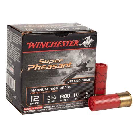 Best 12 Gauge Shotgun Shells For Pheasant Hunting