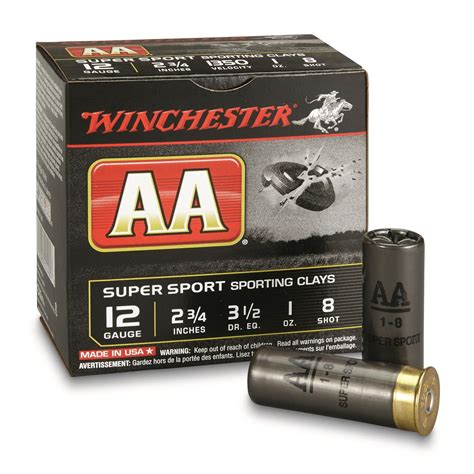 Best 12 Gauge Shotgun Shells For Sporting Clays