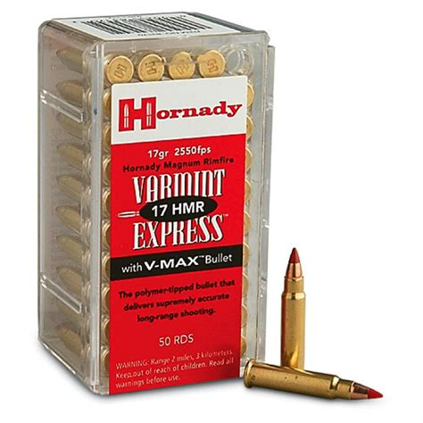 Best 17 Hmr Ammo For S