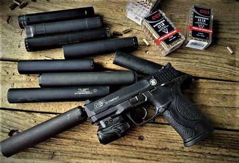 Best 22 Handgun Suppressor