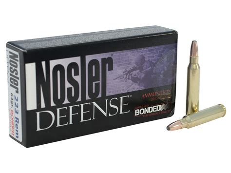 Best 223 Ammo For Defense
