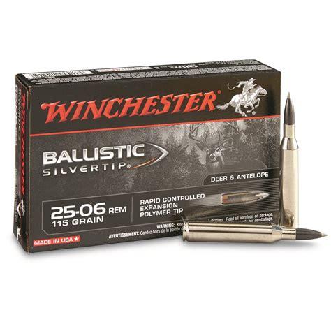 Best 25 06 Ammo