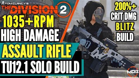 Best 256 Pve Assault Rifle Division