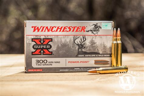 Best 300 Win Mag Ammo For Deer Hunting