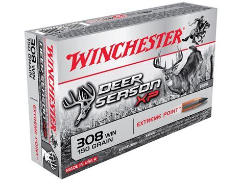 Best 308 Win Ammo For Deer