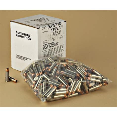 Best 38 Special Short Barrel Ammo