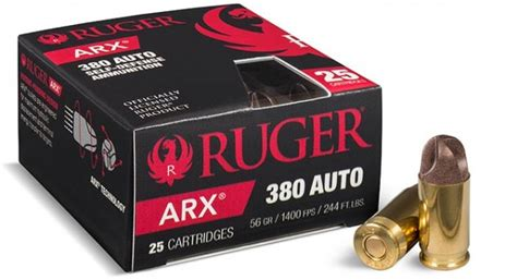 Ruger Best 380 Ammo For Ruger Lcp.
