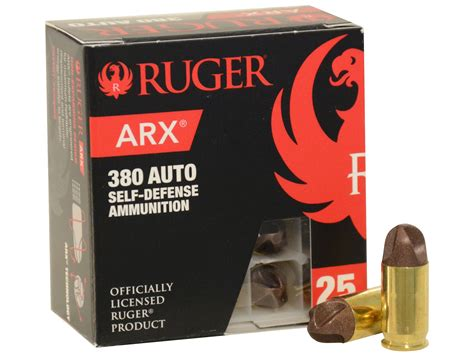 Best 380 Auto Ammo For Ruger Lcp