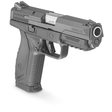 Best 45 Acp Semi Auto Handgun