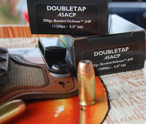 Best 45 Ammo For 3 Inch Barrel