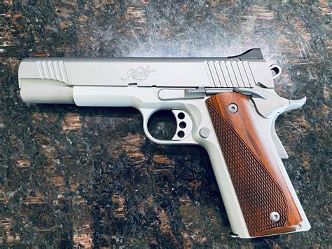 Best 45 Ammo For Kimber 1911