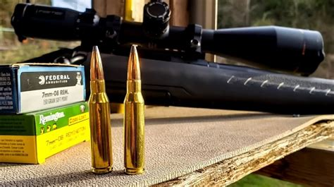 Best 7mm08 Rifle Cartridge For Hunting