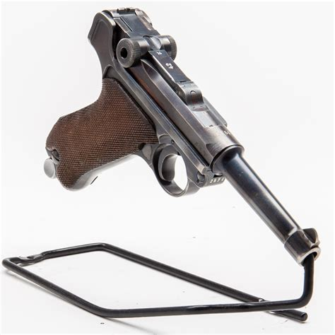 Best 9mm Ammo For P08 Luger