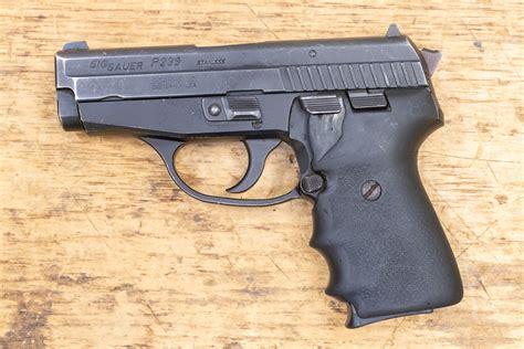 Sig-Sauer Best 9mm Ammo For Sig Sauer P239.