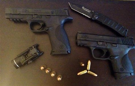 Best 9mm Defense Ammo For M Amp