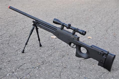 Best Airsoft Sniper Rifle Range