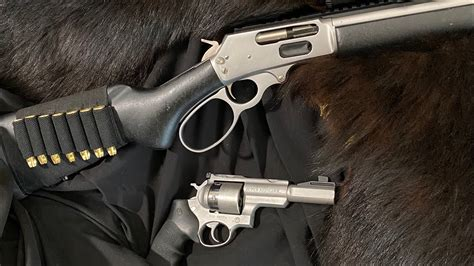 Best Alaska Bear Rifle