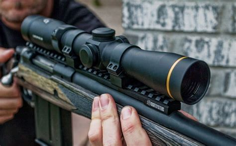 Best All Around Rifle Scope For The Money