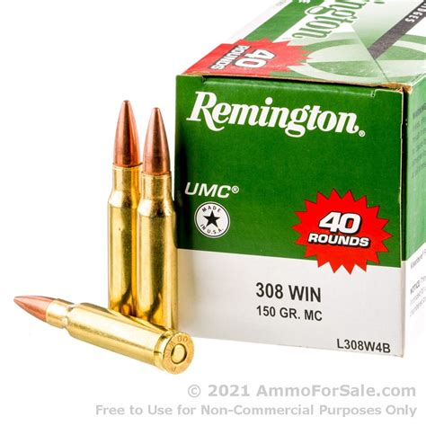 Best Ammo For 308 Win