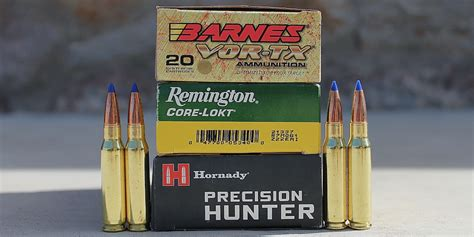 Best Ammo For Hunting Elk With A 308