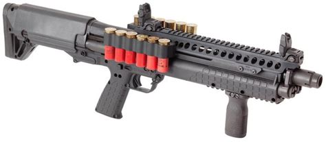 Best Ammo For Ksg Shotgun