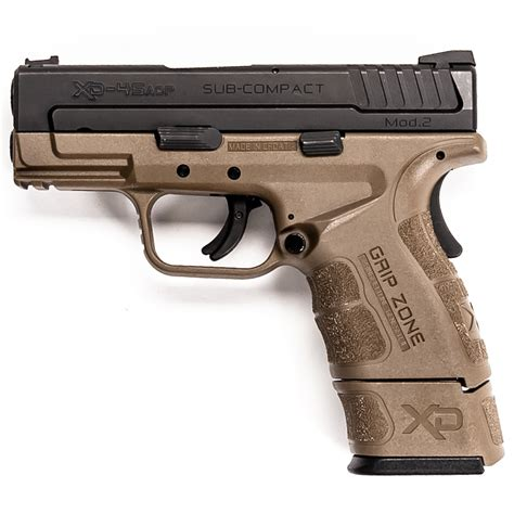 Best Ammo For Springfield Xd Mod 2