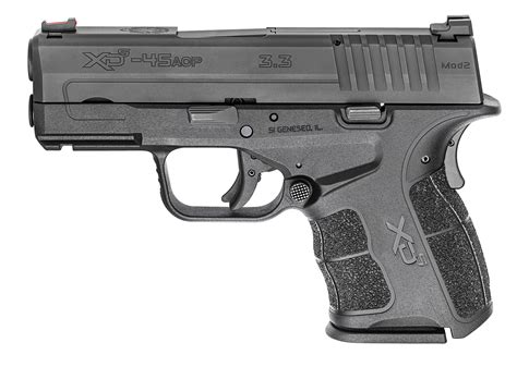 Best Ammo For Springfield Xd Mod 2 45