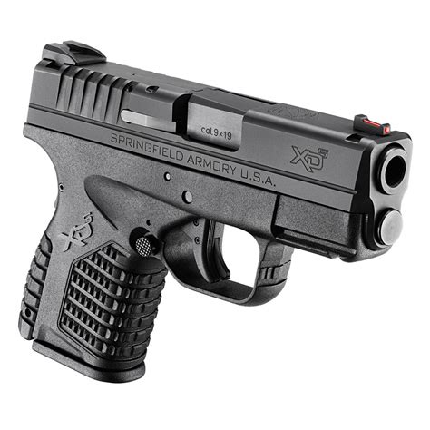 Best Ammo For Springfield Xds 9mm