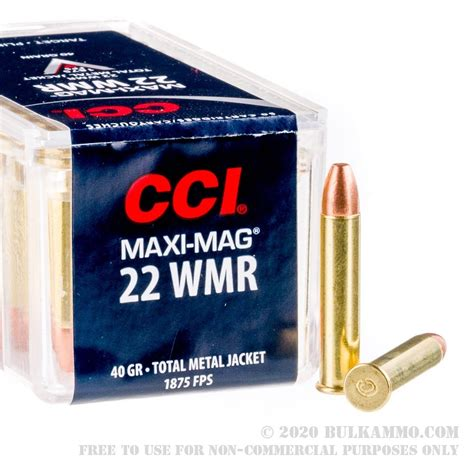 Best Ammo For Target Shooting 22 Wmr