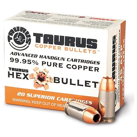 Best Ammo For Taurus 45 Acp