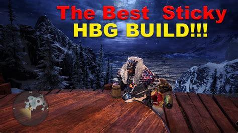 Best Ammo Hbg Mhw