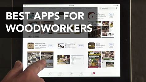 best apps and calculators for woodworkers Image