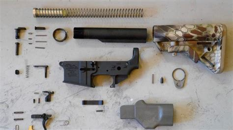 Best Ar15 Lower Parts Kits Pew Pew Tactical