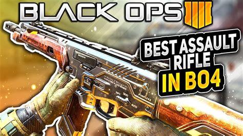 Best Assault Rifle Black Ops 4 Reddit