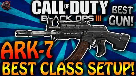 Best Assault Rifle Class Black Ops 3