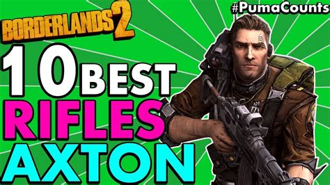 Best Assault Rifle For Axton