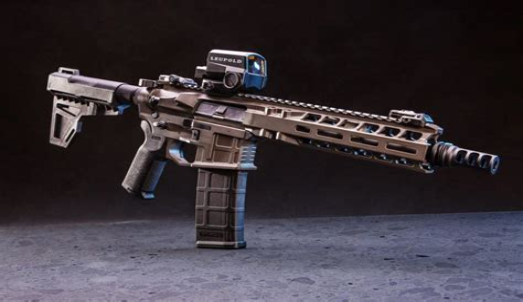 Best Assault Rifle For Defense