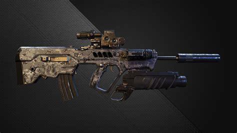 Best Assault Rifle Ghost Recon Online