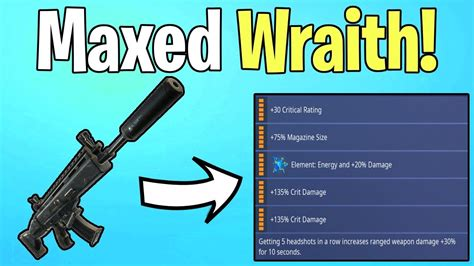 Best Assault Rifle Stw Fortnite