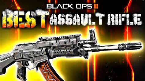 Best Assault Rifles Black Ops 3