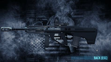Best Assult Rifle In Payday 2