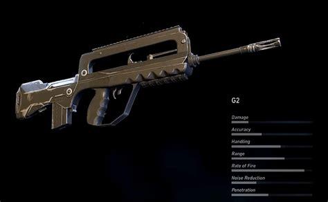Best Attachments For Assault Rifle Wildlands